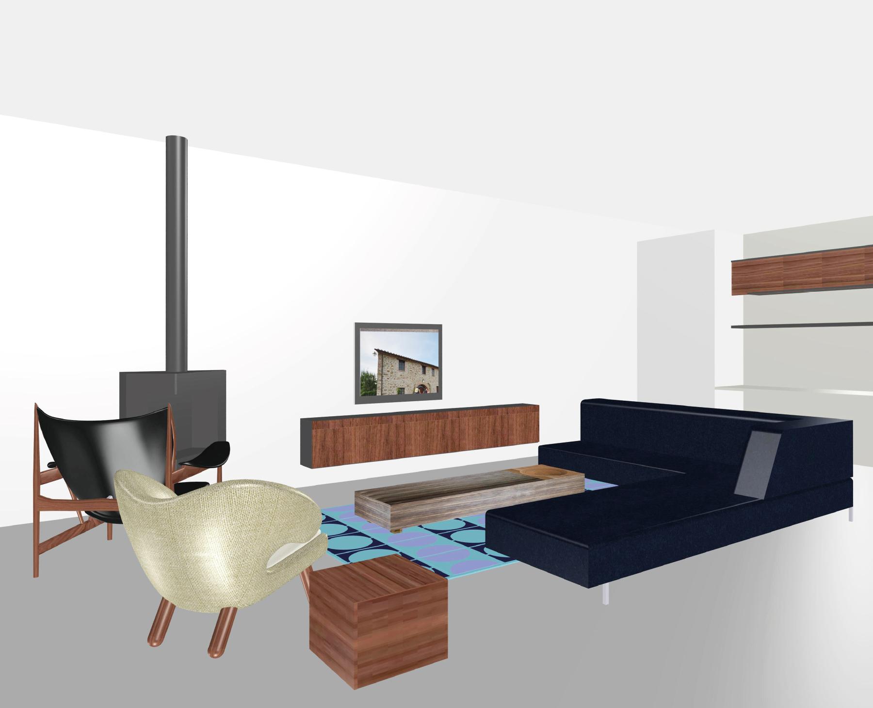 JC design presentaties WOONHUIS