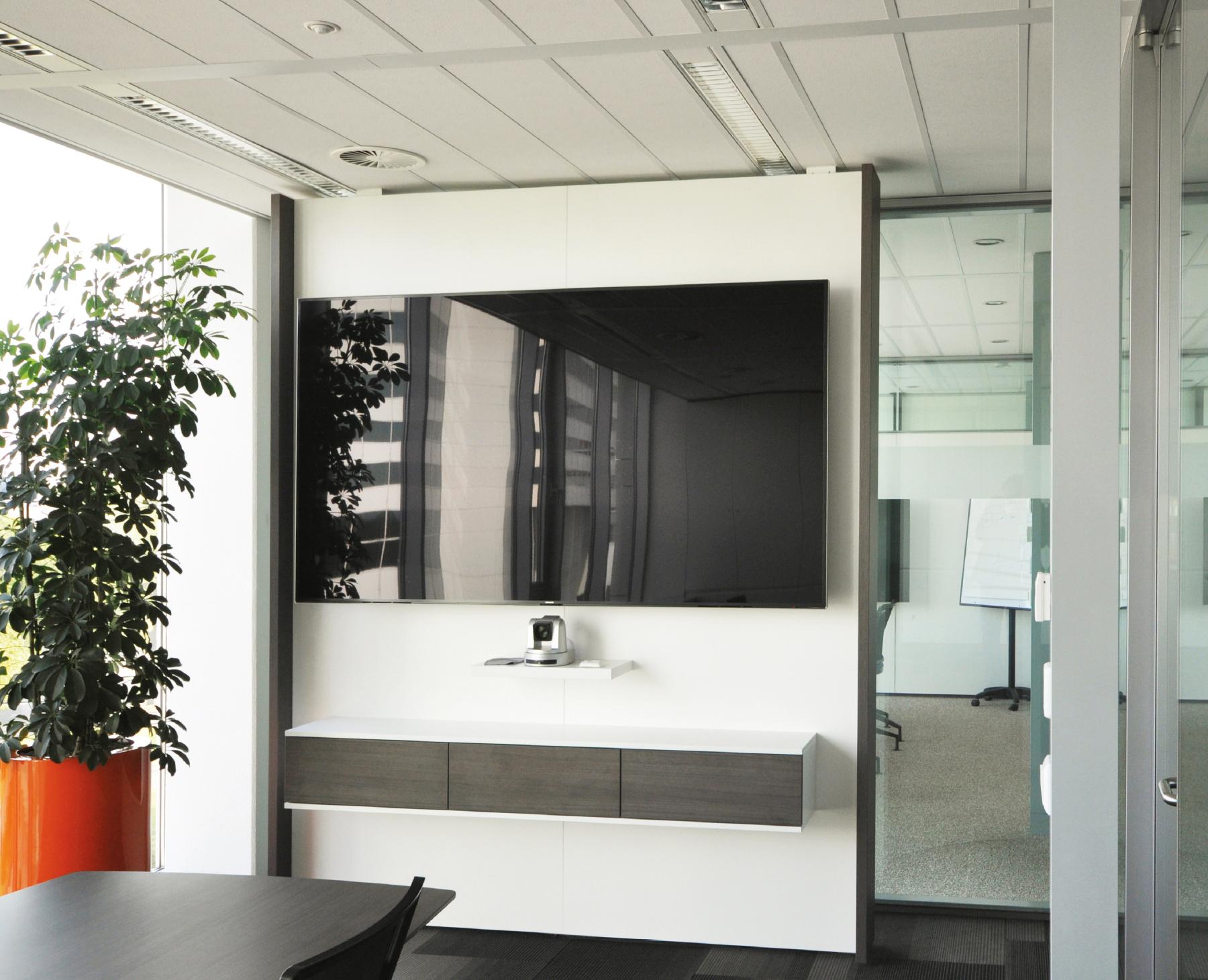 JC design maatwerk kantoren