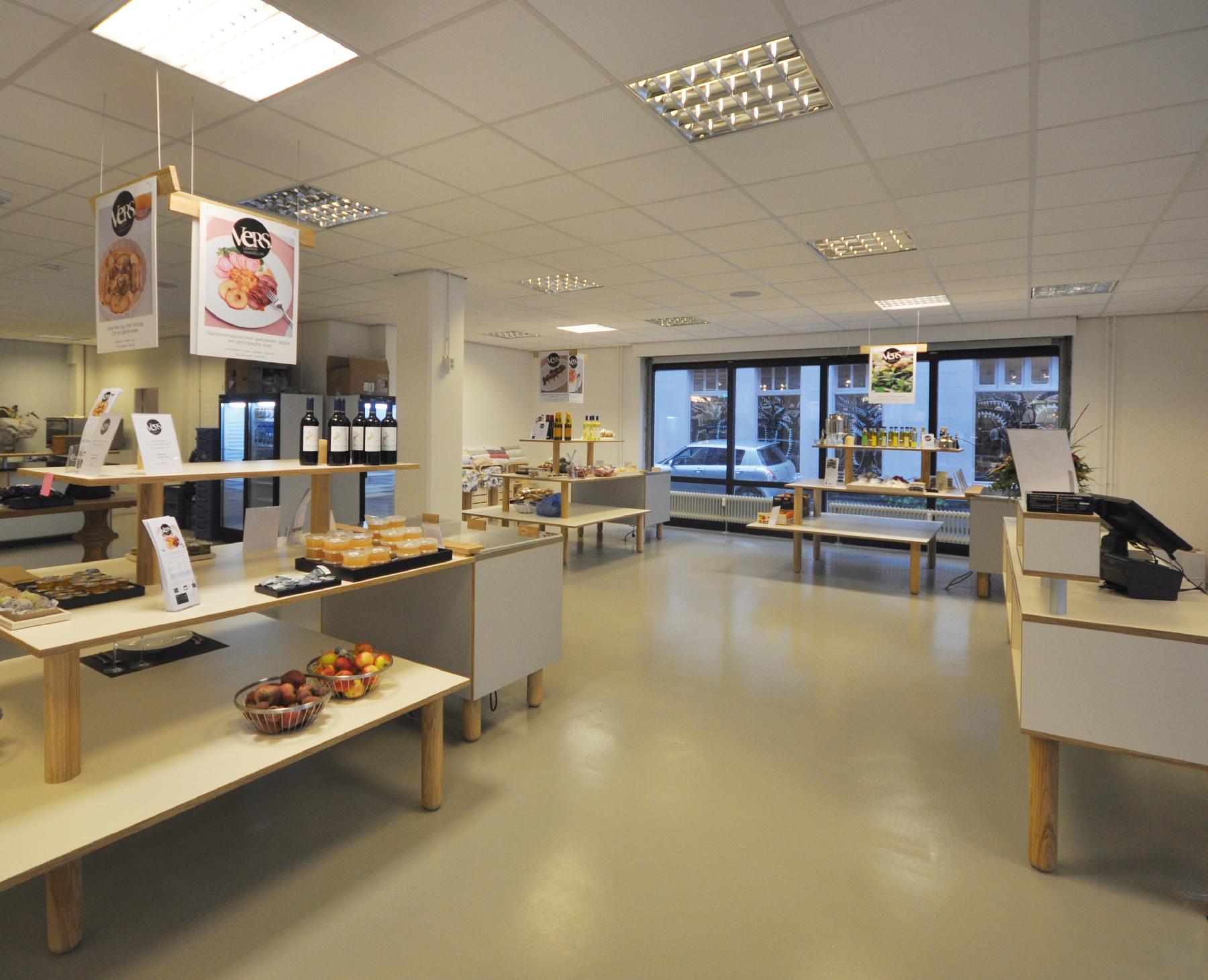 JC design maatwerk retail